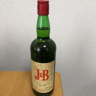 サッポロ(サッポロ)の未開封 古酒 J&B ウィスキー サッポロ(ウイスキー)