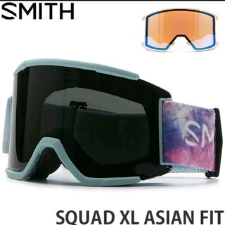 スミス(SMITH)の定価25,300円 21 SMITH SQUAD XL ASIAN FIT (アクセサリー)