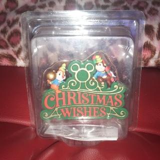 チップアンドデール(チップ&デール)の⭐️Disney⭐️非売品⭐️チップ&デールクリスマスウィッシュフィギュアリン(キャラクターグッズ)