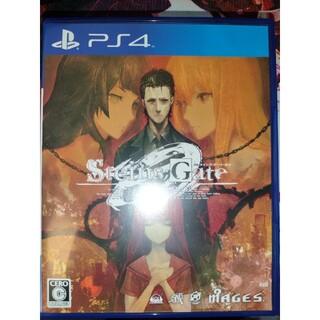 プレイステーション4(PlayStation4)のシュタインズ・ゲート ゼロ ps4(家庭用ゲームソフト)