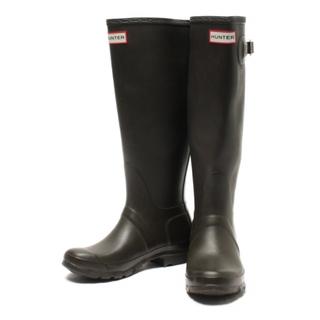 HUNTER - ハンター HUNTER レインブーツ 長靴    レディース UK 3