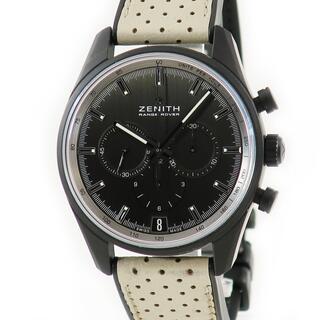 ゼニス(ZENITH)のゼニス  エルプリメロ レンジローバー クロノ 24.2040.400/(腕時計(アナログ))