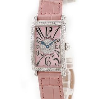 フランクミュラー(FRANCK MULLER)のフランクミュラー  ロングアイランド 902QZ ZD 1P  レディー(腕時計)