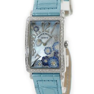 フランクミュラー(FRANCK MULLER)のフランクミュラー  ロングアイランド フラワーコレクション 952QZR(腕時計)
