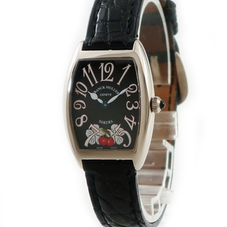 フランクミュラー(FRANCK MULLER)のフランクミュラー  トノウカーベックス 1752QZ SAKURA クオ(腕時計)