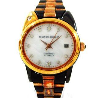 ツモリチサト(TSUMORI CHISATO)のツモリチサト 腕時計 - YD03-D003(腕時計)