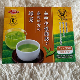 タイショウセイヤク(大正製薬)の大正製薬 緑茶(健康茶)