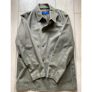 アールニューボールド(R.NEWBOLD)のR.NEWBOLD ポールスミス メンズ ジャケット コート 春物 M カーキ(テーラードジャケット)