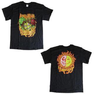 ワニマ(WANIMA)のwanima グッジョブリベンジ 札幌限定 Tシャツ ピザオブデス ハイスタ(ミュージシャン)