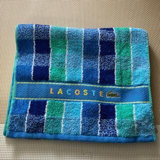 ラコステ(LACOSTE)のラコステスポーツタオル(タオル/バス用品)