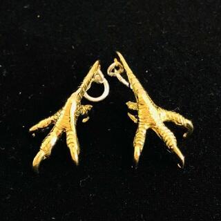 ゴローズ(goro's)の送料無料 大特価 ゴローズ 金爪 左右 2個セット(ネックレス)
