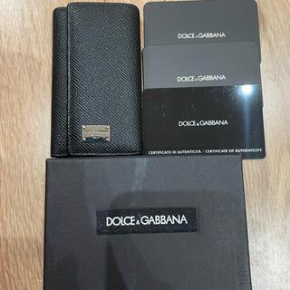 ドルチェアンドガッバーナ(DOLCE&GABBANA)のドルチェ&ガッバーナ キーケース(キーケース)