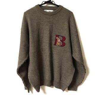 カステルバジャック(CASTELBAJAC)のカステルバジャック 長袖セーター 48 XL(ニット/セーター)