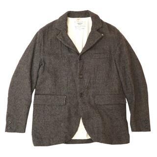 ヤエカ(YAECA)のYAECA WRITE 3B Washed Work Jacket S(テーラードジャケット)
