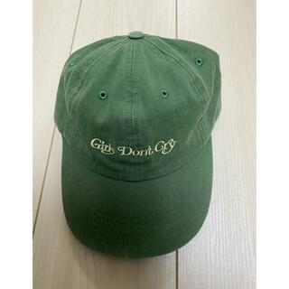 ジーディーシー(GDC)のGIRLS DON'T CRY 6 PANEL CAP キャップ(キャップ)