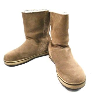 ソレル(SOREL)のソレル ショートブーツ レディース グレー(ブーツ)