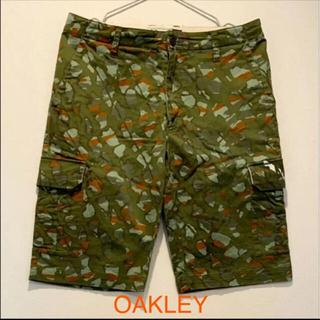 オークリー(Oakley)のOAKLEY  ハーフパンツ ショートパンツ メンズカーゴパンツ(ワークパンツ/カーゴパンツ)