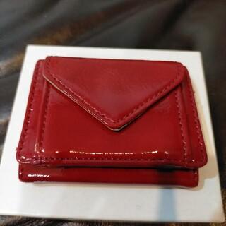 ジーユー(GU)の新品 未使用 GU ジーユー 三つ折り 財布(財布)