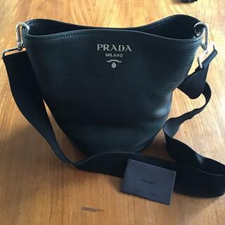 プラダ(PRADA)のバビー様専用 PRADA プラダショルダーバッグ レア バケツ型 (ショルダーバッグ)