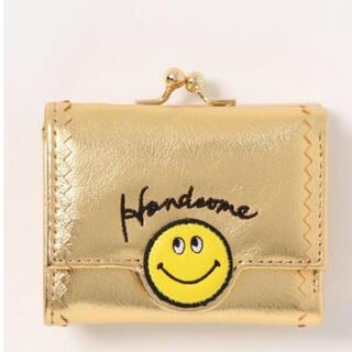 ロンハーマン(Ron Herman)の【ACCOMMODE】 ハンサムスマイルミニウォレット(財布)