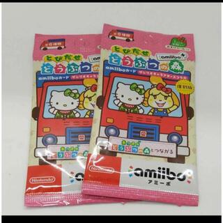 ニンテンドースイッチ(Nintendo Switch)のどうぶつの森 amiibo サンリオコラボ(カード)