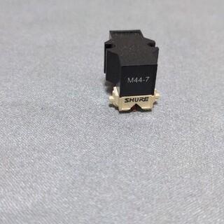 Shure M44-7 カートリッジ(レコード針)