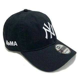 MOMA - NY ヤンキースキャップ ブラック MoMA Edition
