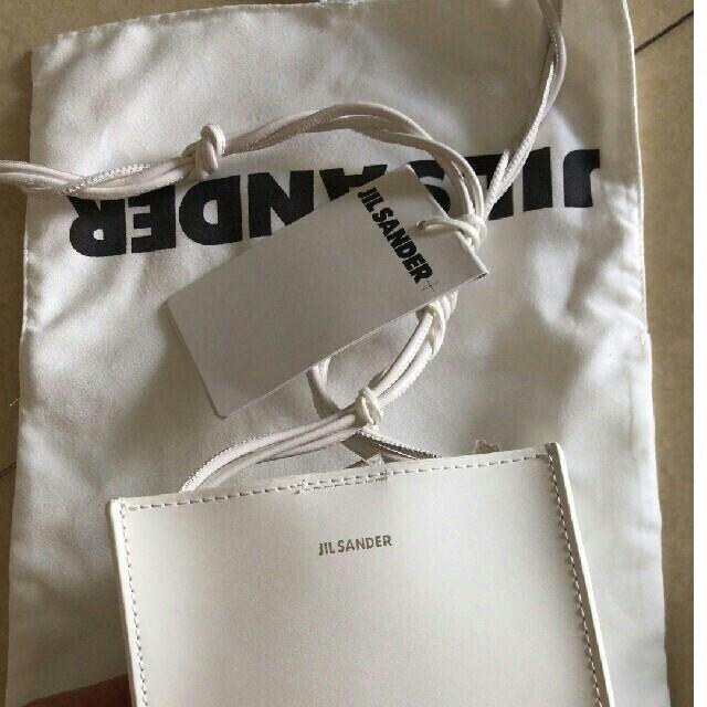 Jil Sander(ジルサンダー)の【JIL SANDER】TANGLE SM 新品未使用 メンズのバッグ(ショルダーバッグ)の商品写真