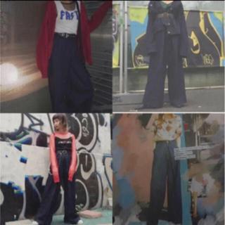 バブルス(Bubbles)のFaithTokyo Original denim wide pants(デニム/ジーンズ)