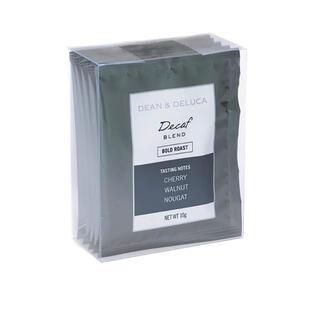ディーンアンドデルーカ(DEAN & DELUCA)のDEAN & DELUCA シングルブリューコーヒー ディカフェブレンド5pc(コーヒー)