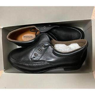ミドリアンゼン(ミドリ安全)の【新品未使用】安全靴 ミドリ安全 LPT410 ブラック 女性用 24.5cm(その他)