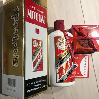 LEON様専用 2本セット マオタイ 貴州茅台酒 53% (蒸留酒/スピリッツ)