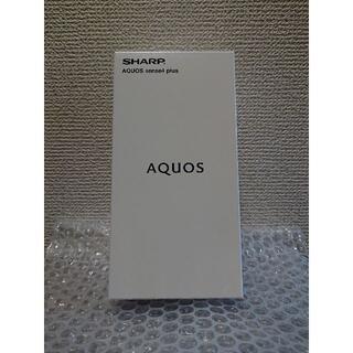 シャープ(SHARP)のSHARP AQUOS Sense4 Plus SH-M16 2台(スマートフォン本体)