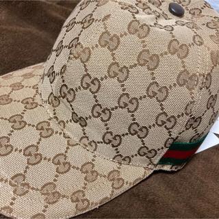 Gucci - GUCCI 帽子 キャップ グッチ 最終値下げ❗️1週間❗️