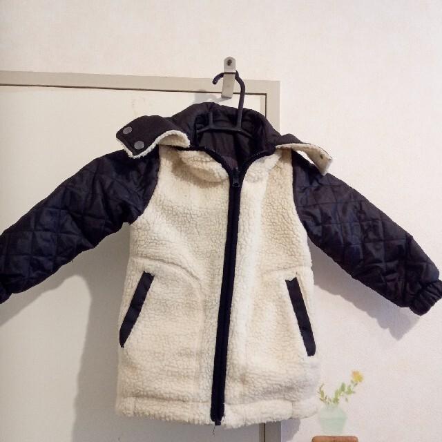 MPS(エムピーエス)のこども キッズ ジャケット リバーシブル 100cm キッズ/ベビー/マタニティのキッズ服男の子用(90cm~)(ジャケット/上着)の商品写真