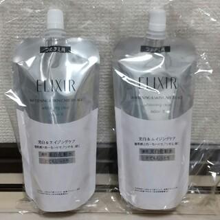 エリクシール(ELIXIR)のエリクシールホワイト クリアローション T III 詰替二個セット(化粧水/ローション)