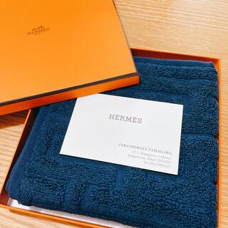 Hermes - エルメス タオルハンカチ