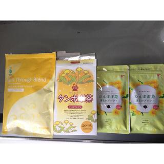 mikado様専用    AMOMA ミルクスルーブレンド ・たんぽぽ茶(茶)