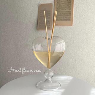 ハート花瓶 ♡ Heart flower vase(花瓶)