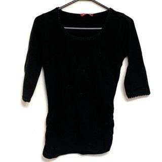 アプワイザーリッシェ(Apuweiser-riche)のアプワイザーリッシェ 七分袖Tシャツ 2 M(Tシャツ(長袖/七分))