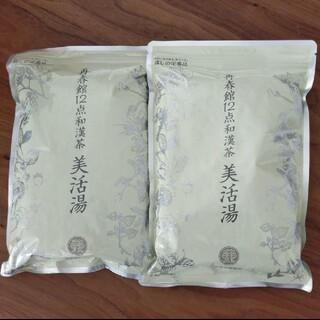 ドモホルンリンクル(ドモホルンリンクル)のドモホルンリンクル 美活湯 2セット(健康茶)