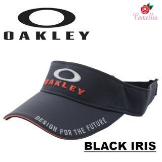 オークリー(Oakley)の新品 OAKLEY オークリー メンズ キャップ 帽子 サンバイザー Iris(サンバイザー)