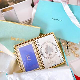 ティファニー(Tiffany & Co.)のティファニー トランプセット Tiffany&Co.(トランプ/UNO)