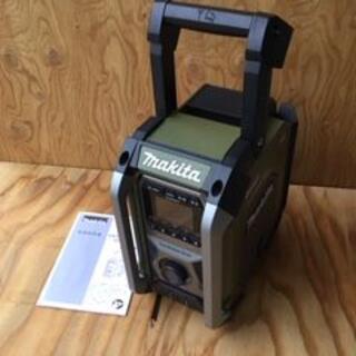 マキタ(Makita)のマキタ MAKITA充電式ラジオ MR005GZO オリーブ 40V 新品未使用(ラジオ)