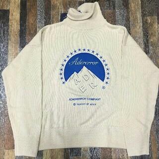 MAISON KITSUNE' - adererror 19AWタートルニットセーター