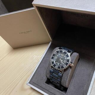 CHAUMET - ◆CHAUMETショーメ◆腕時計◆クラスワン デイト622◆動作確認済◆正規品◆