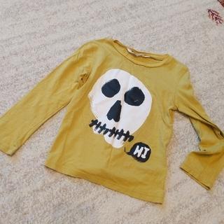 エイチアンドエム(H&M)のカットソー(Tシャツ/カットソー)
