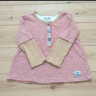 チップトリップ(CHIP TRIP)のCHIP TRIP 長袖Tシャツ 100(Tシャツ/カットソー)