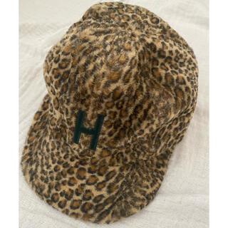 ゴートゥーハリウッド(GO TO HOLLYWOOD)のHollywood/ゴートゥーハリウッド ヒョウガラ H CAP(帽子)