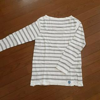 オーシバル(ORCIVAL)のORCIVAL ボーダーカットソー 長袖(Tシャツ(長袖/七分))
